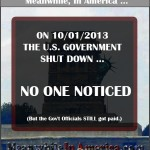 America in Safe Mode?   no one noticed the united states government shutdown Meanwhile In America 150x150