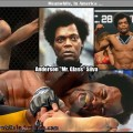 Youd better not be back there jacking off to the Japanese comics, I swear to God...   anderson silva mr glass ufc 168 Meanwhile In America 120x120