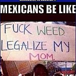 Trumps Signature Wont Appear on this Round of Stimmy Checks; But Bidens Will... Sorta.   mexicans fuck weed legalize my mom Meanwhile In America 150x150c