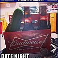 Priorities = Straight   Budweiser Beer Cucumber Date Night Meanwhile In America 120x120c