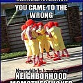 I Got BILLS Ta Pay ....   Ronald McDonald you came to the wrong neighborhood Meanwhile In America 120x120c