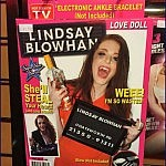 Drive Thru is right. Not the Kinda Chick Youd Wanna Dine In.   Meanwhile In America Lindsay Lohan blow up sex doll 150x150c