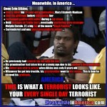 Drive Thru is right. Not the Kinda Chick Youd Wanna Dine In.   Meanwhile In America THIS What Terrorist Looks Like Gene Atkins 150x150c